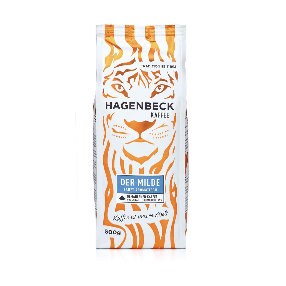 Hagenbeck Kaffee – Der Milde