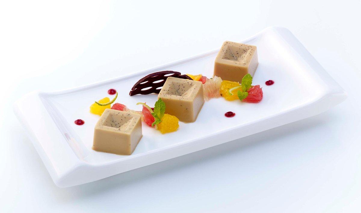 Exotisches Premium-Dessert von Debic
