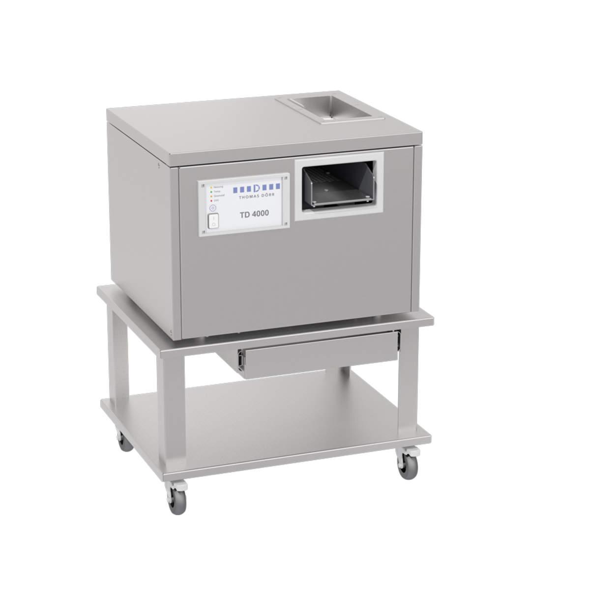 Besteckpoliermaschine TD 4000