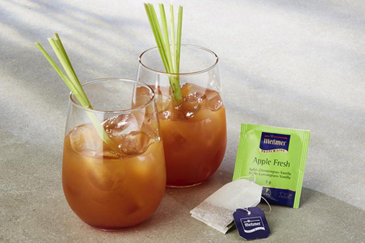 Tee kann mehr – die Meßmer ProfiLine Teecocktails