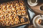 Vorschau: Nussschnecken-Blechkuchen