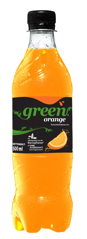 Green Cola Germany präsentiert neue Stevia-Limonaden