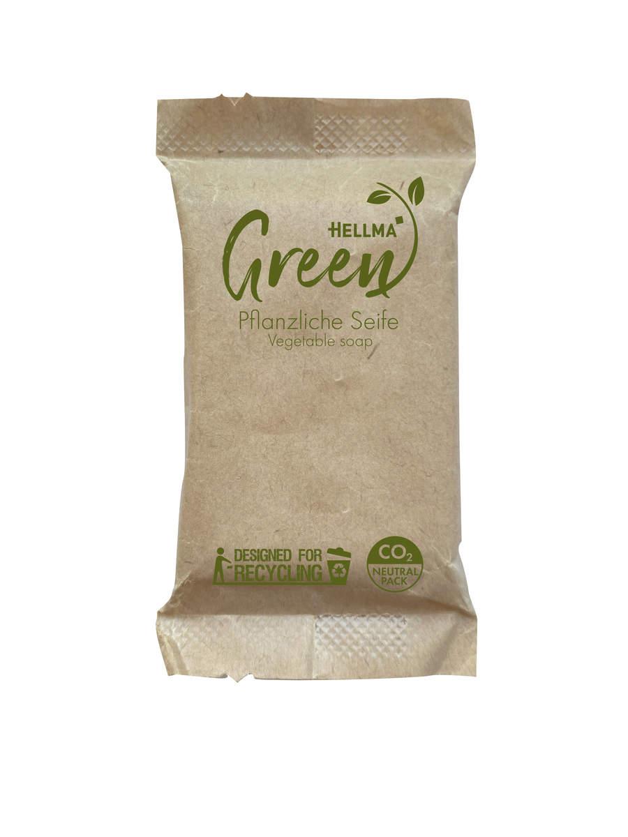Neu: Hellma Green Pflegeprodukte für Haut und Haar in nachhaltiger Verpackung