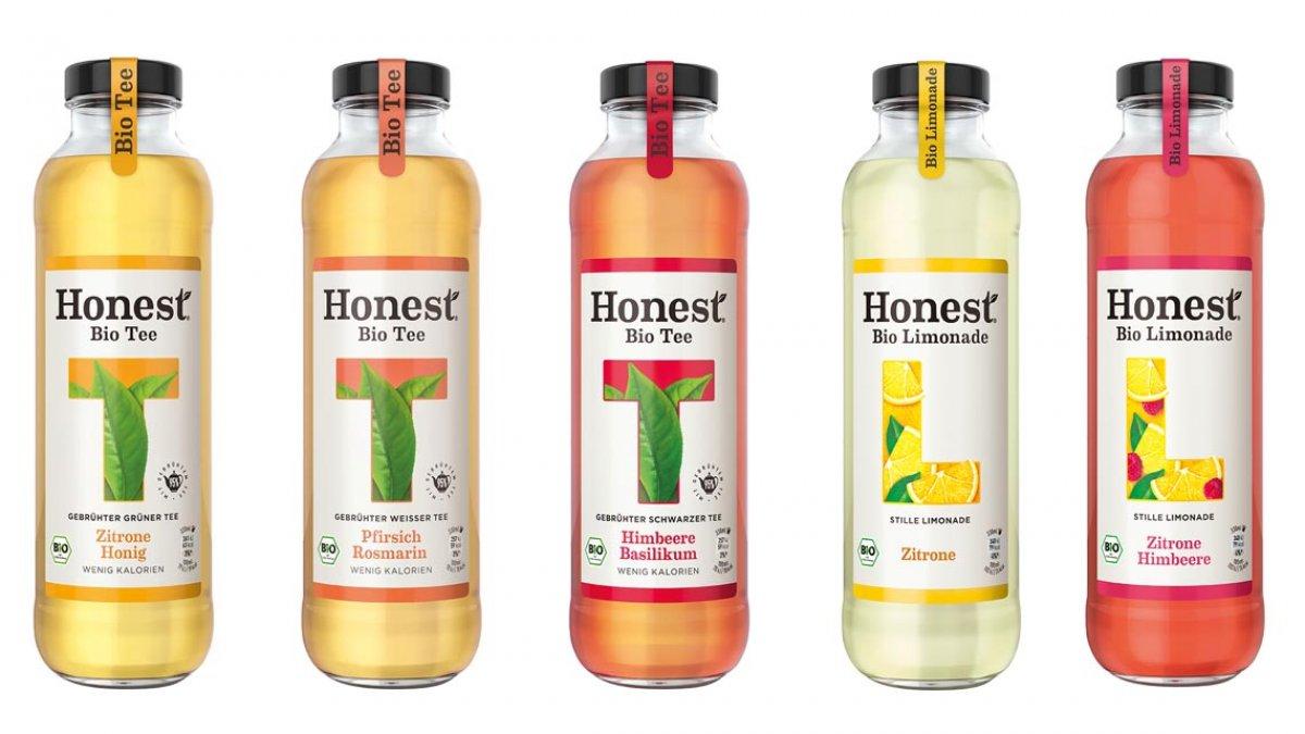Einführung von Honest Bio Limonade