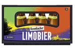 Vorschau: Das neue Krombacher Limobier: Mehr Limo als Bier.