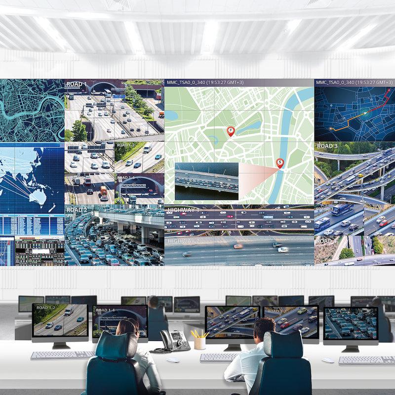 LG Videowand der neuesten Generation mit unerreichter Darstellungsqualität