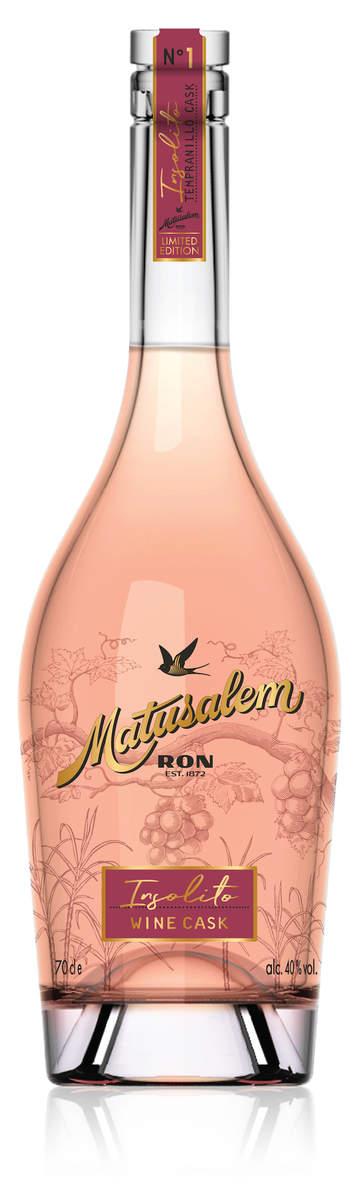 Ein wahrhaft ungewöhnlicher Rum – Matusalem Insolito