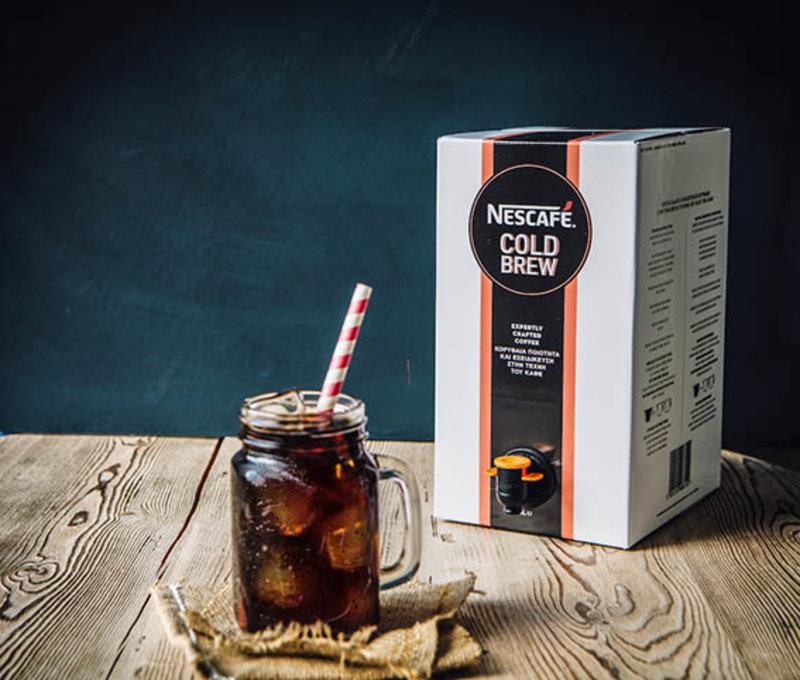 "Nescafé Cold Brew: Alles andere als ""kalter Kaffee"""