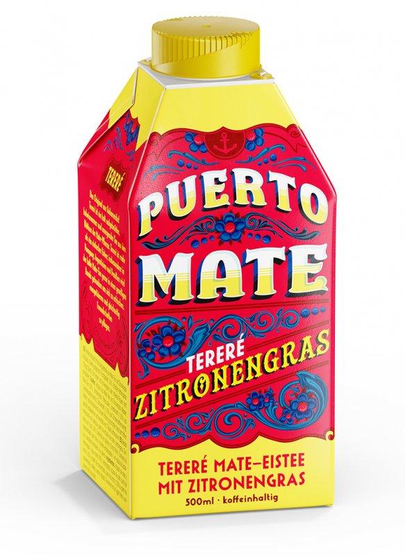 PUERTO MATE®: Der neue Cold-Brew Mate-Eistee mit extra Koffein