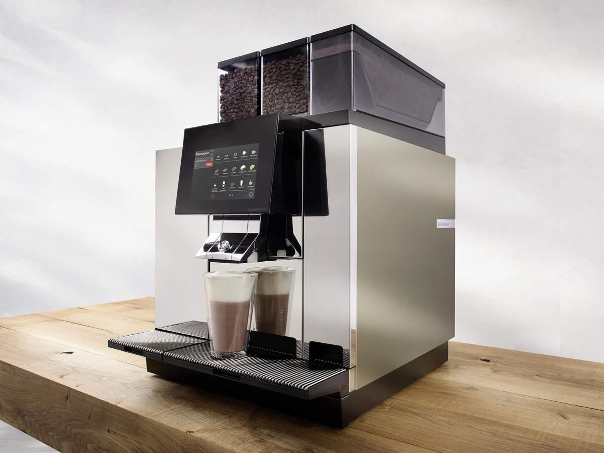 Black&White4 compact – ein smartes Kaffeesystem für ein ertragreiches Kaffeegeschäft