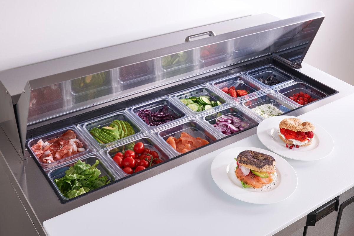 True Refrigeration - Stark in Präsentation und Zubereitung