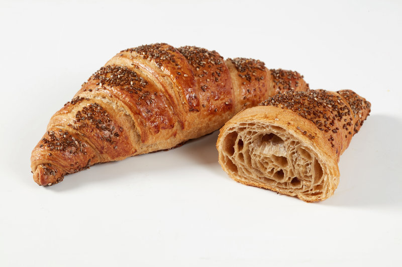 Urgetreide-Croissant