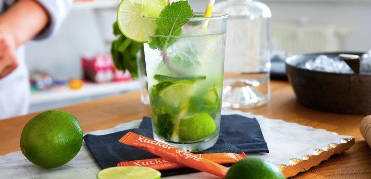 Erfrischende Sommer-Drinks ohne Zuckerzusatz