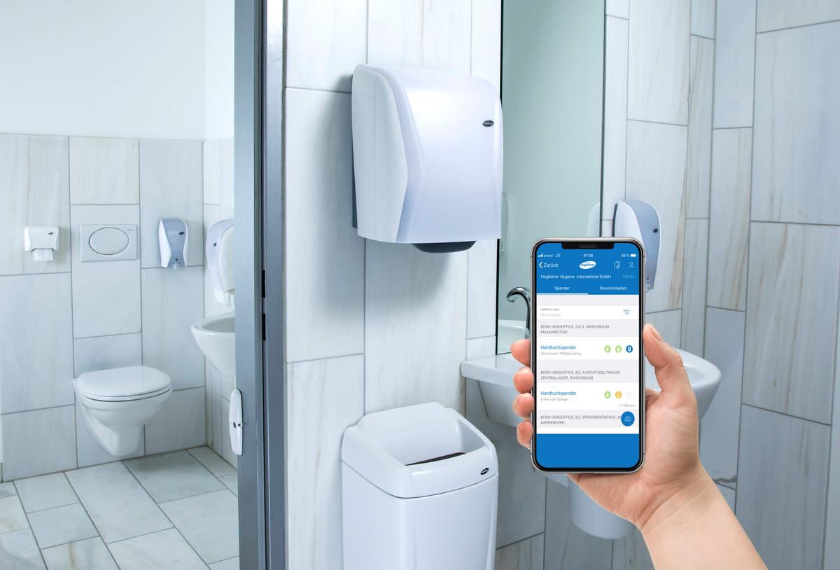 Die Toilette wird hybrid
