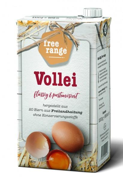 Free range Vollei-Eipro 1000g (Bildrechte/Urheber: EIPRO)