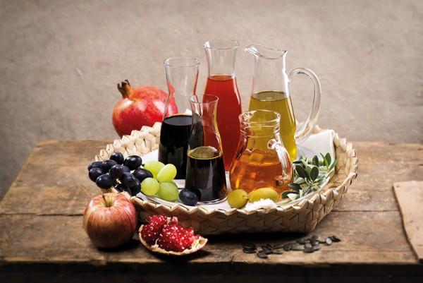 Das WIBERG Sortiment an Premium-Essigen & -Ölen (Bildrechte/Urheber: Wiberg)