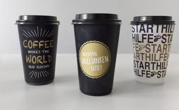 Tchibo Mehrweg-Kaffeebecher (Bildrechte/Urheber: Tchibo/Esso)