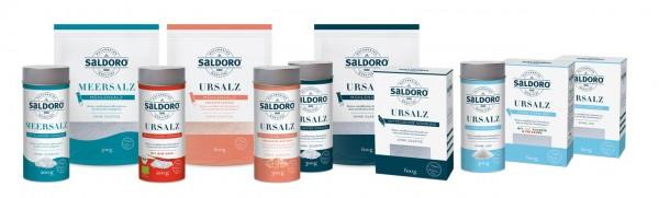 Saldoro Salz (Bildrechte/Urheber: Saldoro)