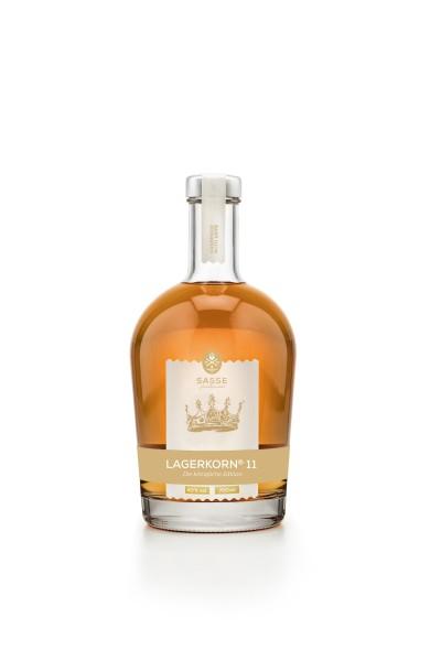 Der Lagerkorn 11 Whisky (Bildrechte/Urheber: Feinbrennerei Sasse)