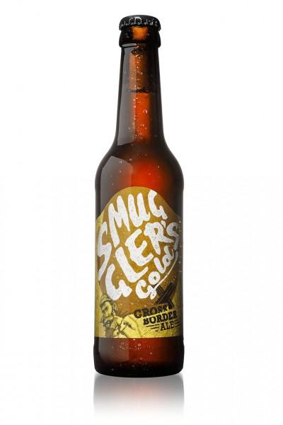 Handgemachtes Cross Border Ale aus der Finne Brauerei (Bildrechte/Urheber: Finne Brauerei)