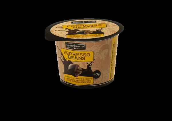 Die neuen Barista Snack Cups für zwischendurch (Bildrechte/Urheber: Hellma)