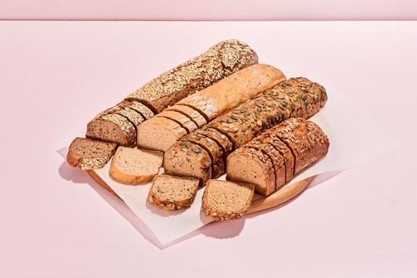 Coup-de-pates-Bio-Gastro-Brot_-4er-Variation (Bildrechte/Urheber: Aryzta Food Solutions GmbH)