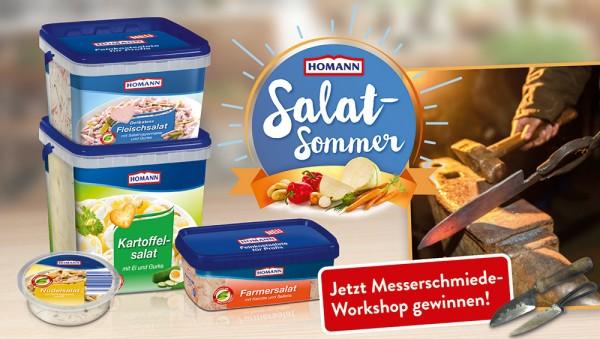 Composing Salat-Sommer  (Bildrechte/Urheber: HOMANN)