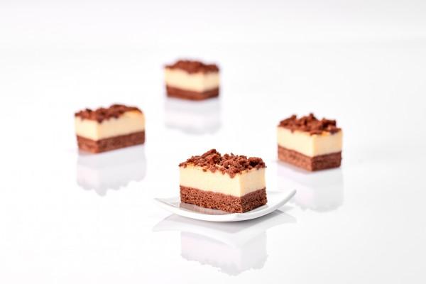 Coup de pates Mini Kuchenschnitte Russischer Zupfkuchen (Bildrechte/Urheber: Aryzta Food Solutions)