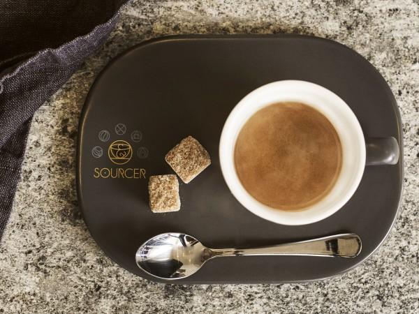 Kaffee von Sourcer (Bildrechte/Urheber: Ralph Marko | eagle brands and media GmbH)