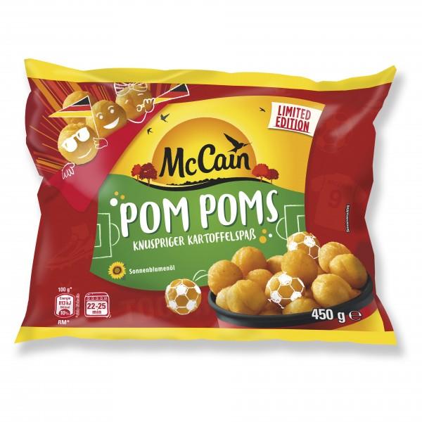 McCain WM Pom Poms  (Bildrechte/Urheber: McCain)
