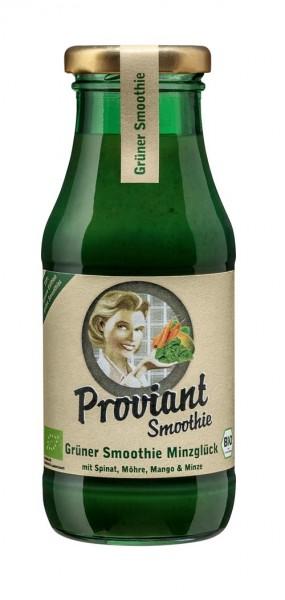 Proviant Smoothies Minzglück (Bildrechte/Urheber: Proviant)