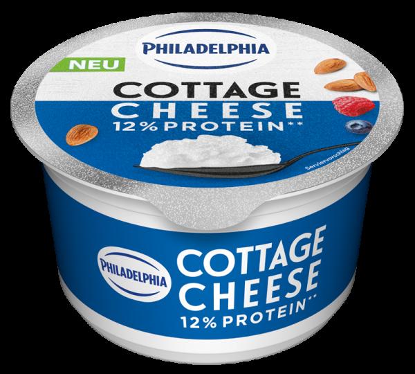 Philadelphia Cottage Cheese klassisch (Bildrechte/Urheber: Mondelez)