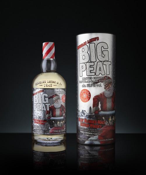 Big Peat Christmas Edition 2018 (Bildrechte/Urheber: Douglas Laing)