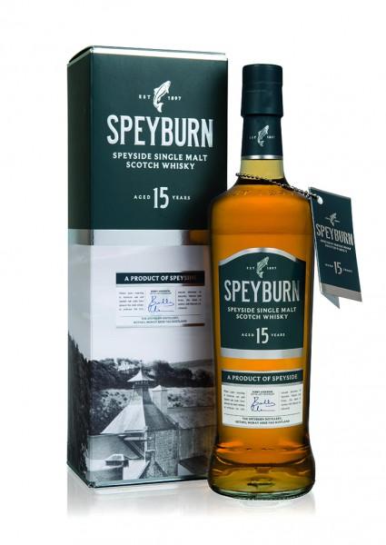 15 Jahre alter Speyburn (Bildrechte/Urheber: Speyburn)