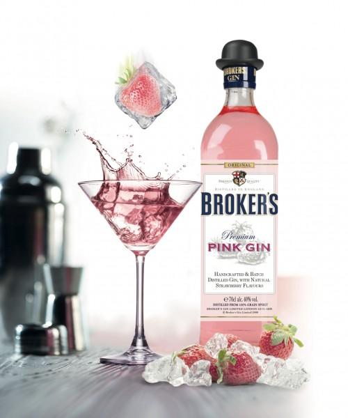 Broker's Pink Gin (Bildrechte/Urheber: Schlumberger)