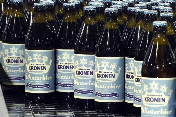 Vollmundig-malzige Spezialität von Dortmunder Kronen (Bildrechte/Urheber: Dortmunder Kronen)