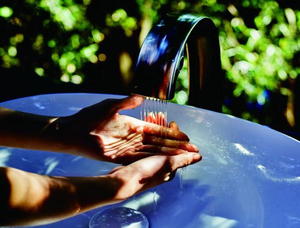 Toto Wasserstrahl Soft Flow (Bildrechte/Urheber: Toto Europe GmbH)