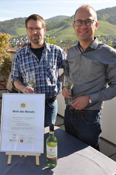 Weißburgunder der Hex Wein des Monats Juni