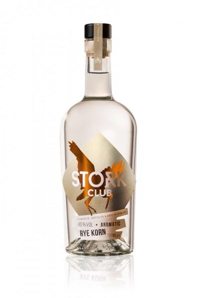 Der STORK CLUB Rye Korn (Bildrechte/Urheber: Spreewood Distillers)