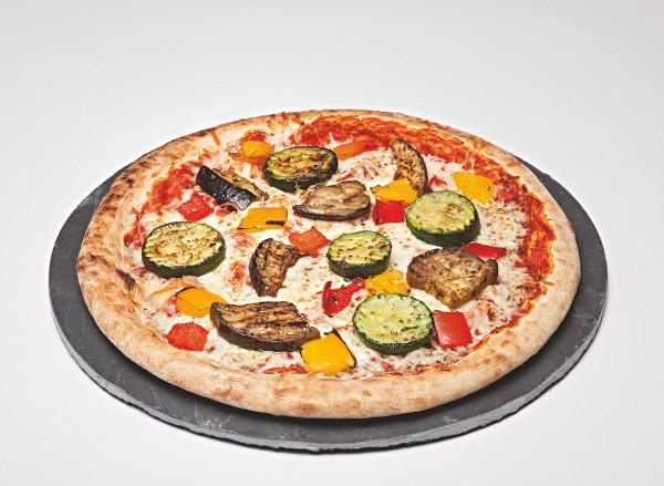Gourmet-Pizza Vegetarisch (Bildrechte/Urheber: Schöller Backwaren)