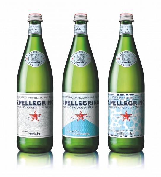 S. Pellegrino Design Edition (Bildrechte/Urheber: S. Pellegrino)