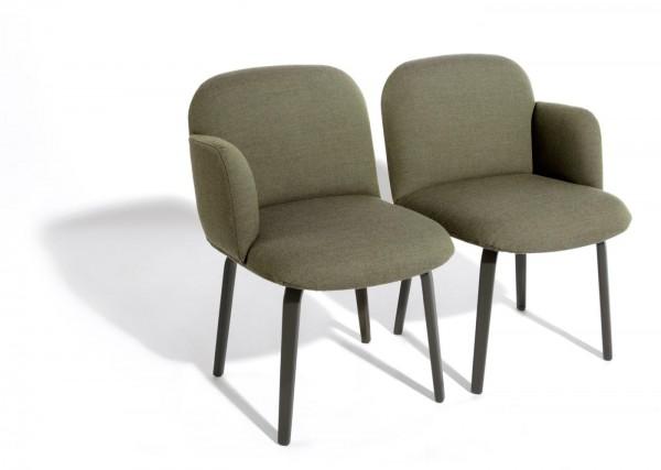 Stuhl Bolbo kvadrat Fiord961 (Bildrechte/Urheber: Rosenthal)