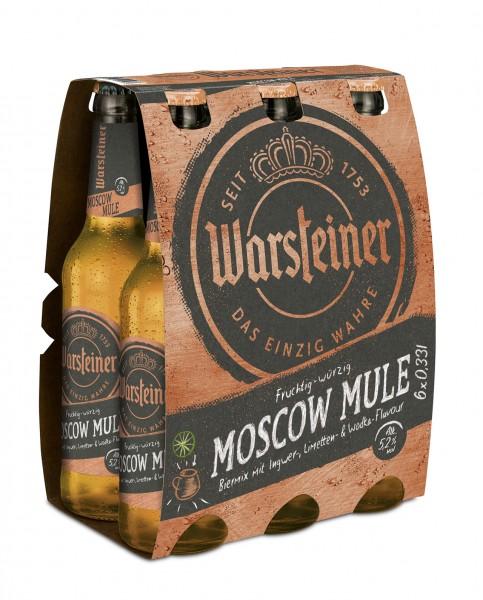 Warsteiner Brauerei_Moscow Mule (Bildrechte/Urheber: Warsteiner Brauerei)