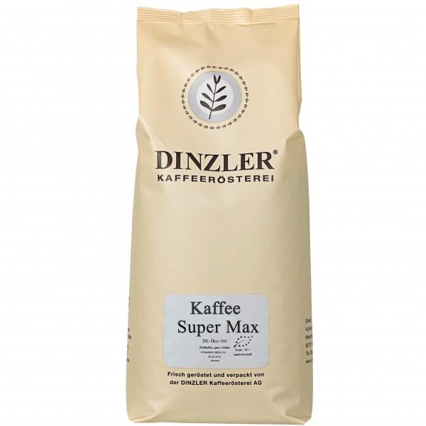 Dinzler Super Max (Bildrechte/Urheber: Dinzler Kaffeerösterei AG)