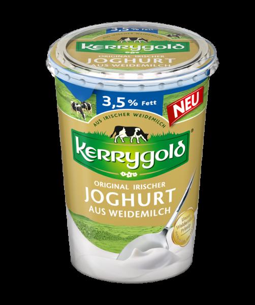 Kerrygold Natur 400g 3,5% (Bildrechte/Urheber: Kerrygold)